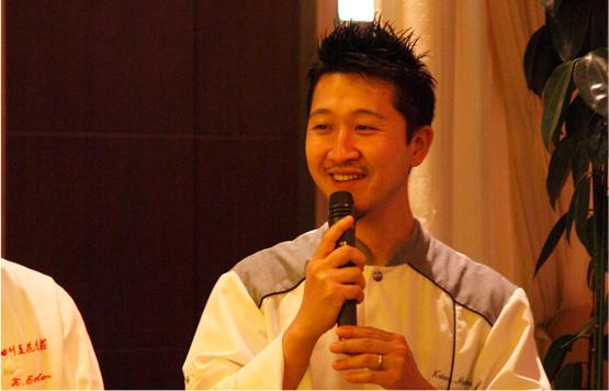 長谷川幸太郎氏