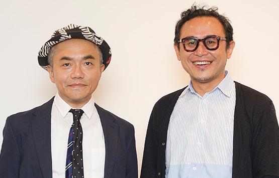 水道橋博士さんと遠山さん
